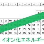 【図解】イオン化エネルギーの定義と大小関係の考え方とその理由をわかりやすく解説