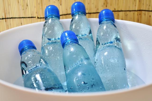 炭酸水溶液の例